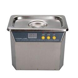 BK-3550 35 W/50 W 220 V Hohe Qualität Edelstahl Ultraschall Reiniger Digital Ultraschall Welle Reinigung Tank