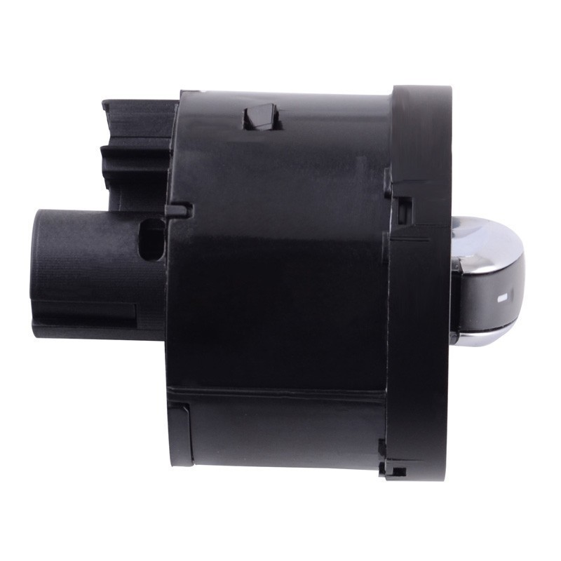 Image 4 - Chrome Headling Fog Lamp Control Switch For VW Caddy III Touran Jetta Golf V VI 5 6 Jetta Passat B6 CC Rabbit OEM 3C8 941 431B-in Car Switches & Relays from Automobiles & Motorcycles