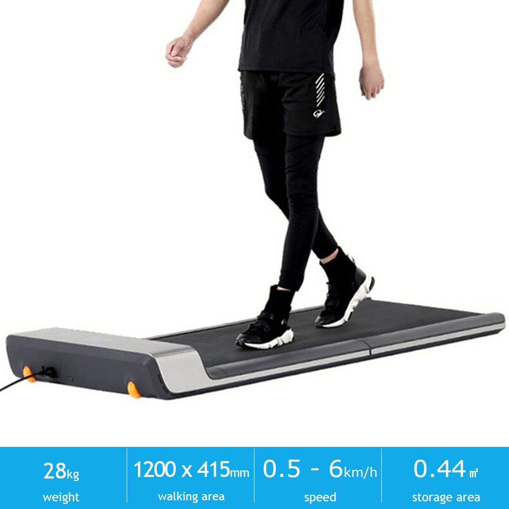 Xiaomi Youpin Mini Smart WalkingPad Folding Walking Machine Household Running Machine Smart App Sport Gym Fitness Equipment