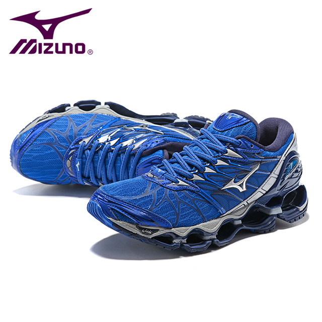 aec0496f80b Original Mizuno Wave Prophecy 7 Professional Mens Shoes Outdoor Stable  Lightweight Sport Weightlifting Shoes Plus Size 40-45