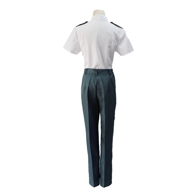 Image 2 - My Hero Academia Midoriya Izuku Cosplay Costume Boku No Hero Academia OCHACO URARAKA AsuiTsuyu Summer School UniformAnime Costumes   -
