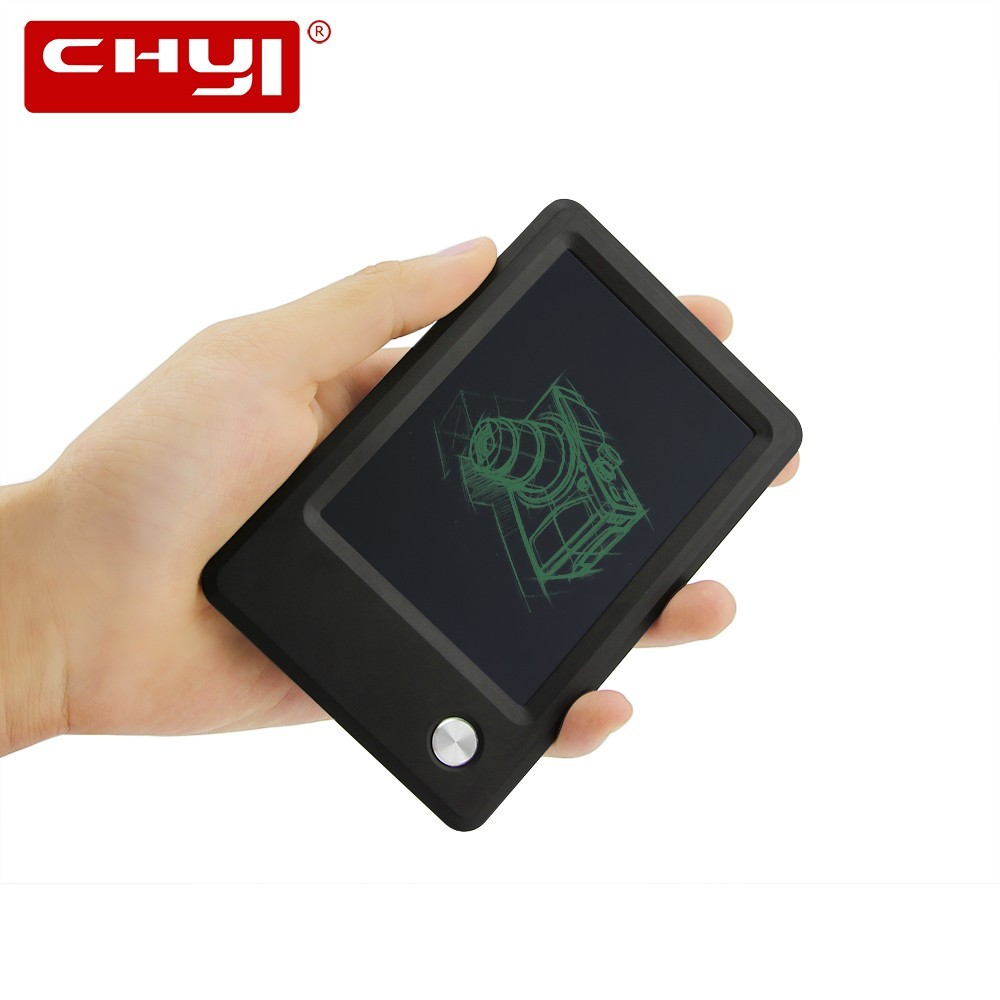 CHYI Portable 4.5 Inch LCD Writing Tablet Digital Electronic Handwriting Pads Paperless Mini Memo Drawing Board For Kids Writing
