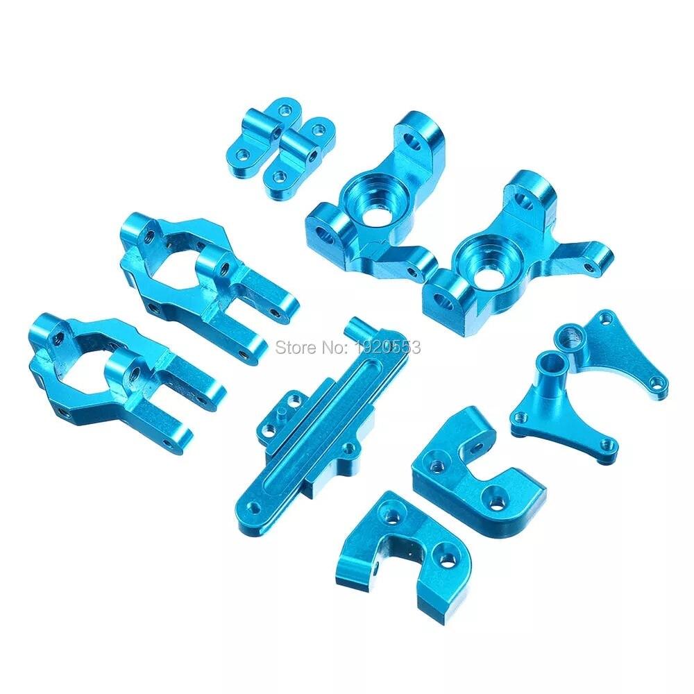 Feiyue WLtoys 12428 Wüste Universal Anbieter Kit Volle Metall Upgrade Zubehör 1/12 Rc Auto Teile Linkage Ziehen Pod Klaue-in Teile & Zubehör aus Spielzeug und Hobbys bei  Gruppe 3