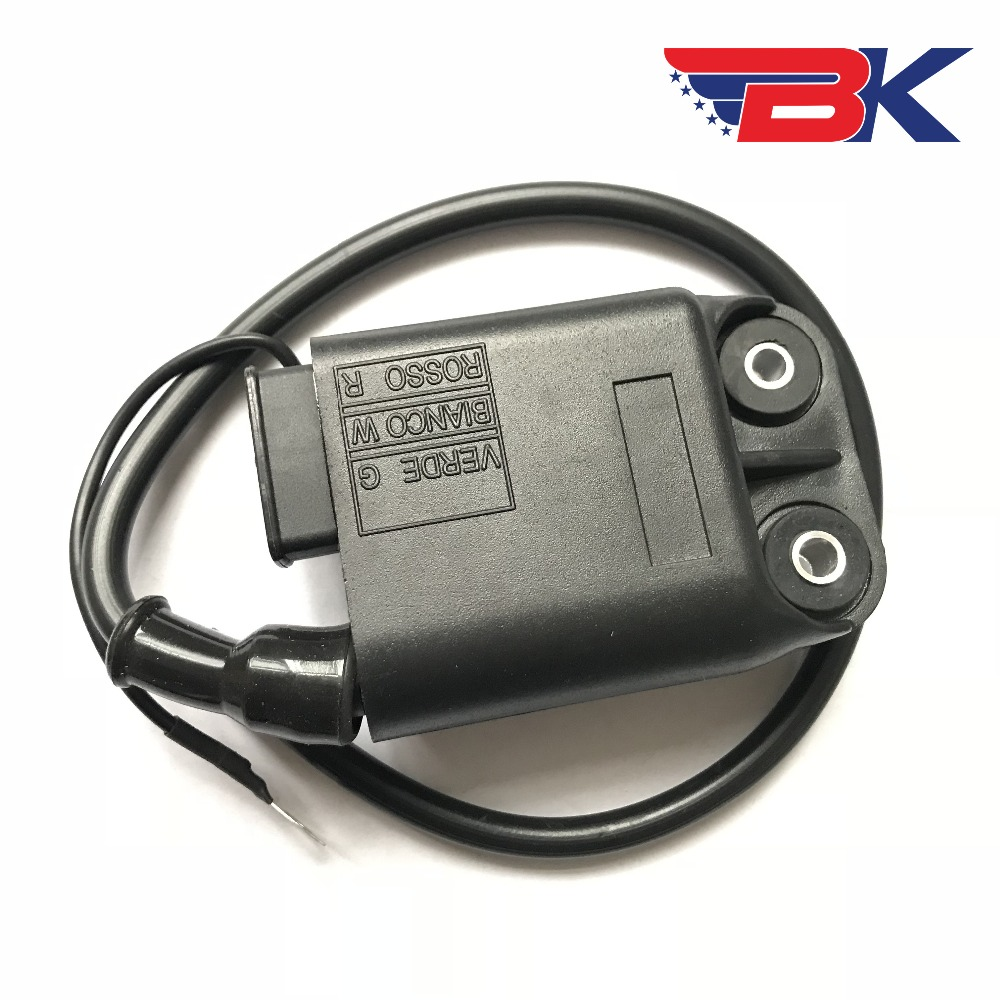 CDI W/ ignition <font><b>coil</b></font> for Piaggio 50 Vespa Lxv Lx S Zip Diesis Liberty Typhoon Nrg Power <font><b>Dd</b></font> 50cc 2T 58095R 246010102 image