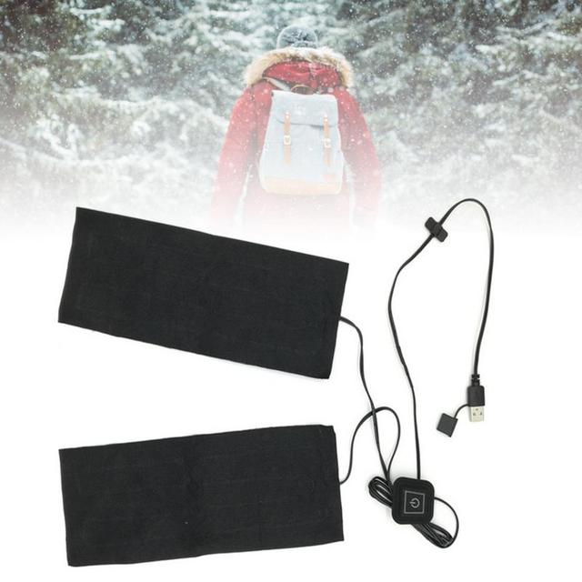 Useful Safe Multipurpose Adjustable USB Heating Pads