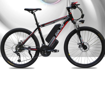 Smlro Lithium Battery Mountain Electric Bike Bicycle 26 Inch 48V 15AH 350W 27 Speed Ebike potencia Bicicleta Electrica rockwheel 1