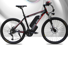Smlro Lithium Battery Mountain Electric Bike Bicycle 26 Inch 48V 15AH 350W 27 Speed Ebike potencia Bicicleta Electrica rockwheel