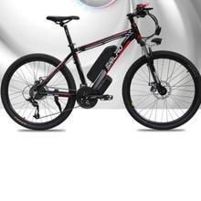 Smlro Lithiumbatterij Berg Elektrische Fiets 26 Inch 48V 15AH 350W 27 Speed Ebike Potencia Bicicleta Electrica rockwheel