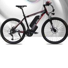 Smlro bateria de lítio montanha bicicleta elétrica 26 Polegada 48v 15ah 350w 27 velocidade ebike potência elétrica roda rockwheel