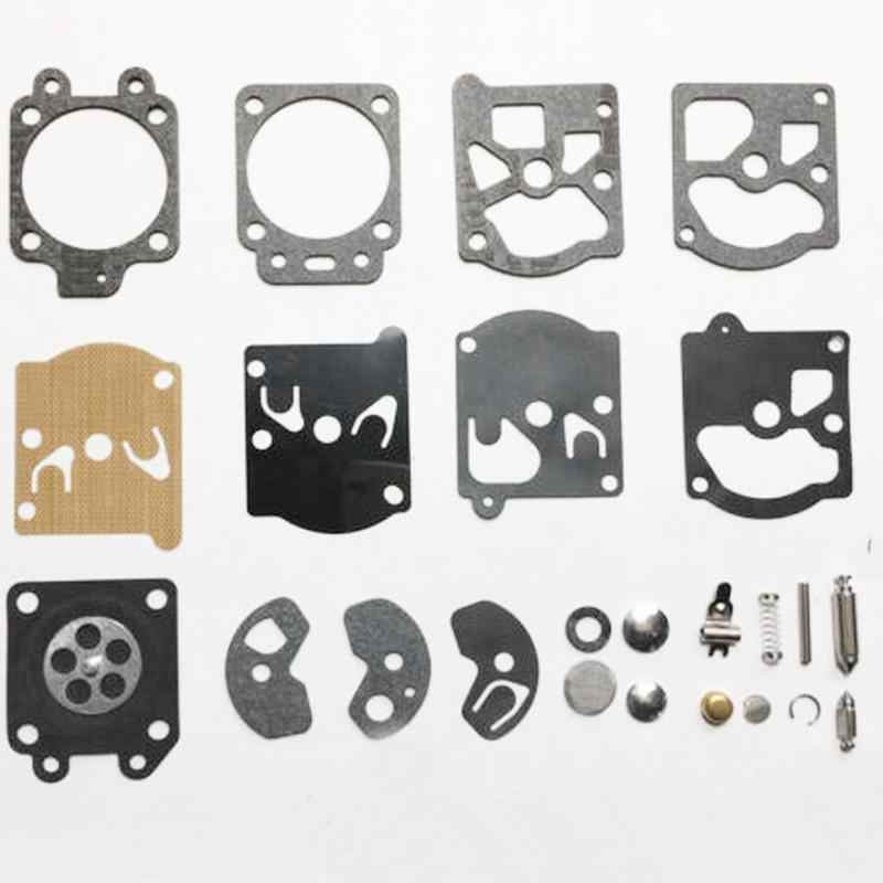 Carburetor Repair Kit Carb Rebuild Tool Gasket Set K10-Wat Carburetor  Repair Kit Diaphragm Chain Saw Repair Kit