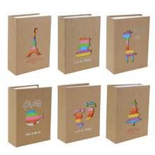 Новый фотоальбом, 100/200 листов, вставки, 5/6 дюймов, мгновенная рамка для хранения фотографий, дети, любители свадьбы, память, сделай сам, книга, ...