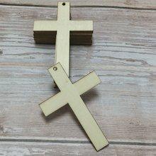 Набор из 30 деревянных крестиков diy