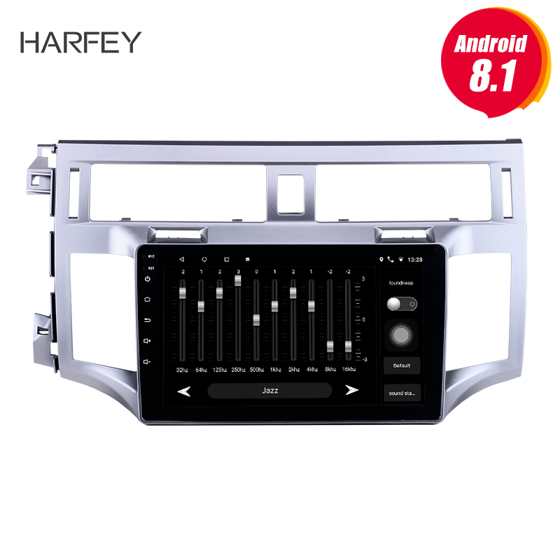 Harfey Android 8.1 Car Multimedia Palyer For TOYOTA AVALON 2006 2007 2008 2009 2010 9