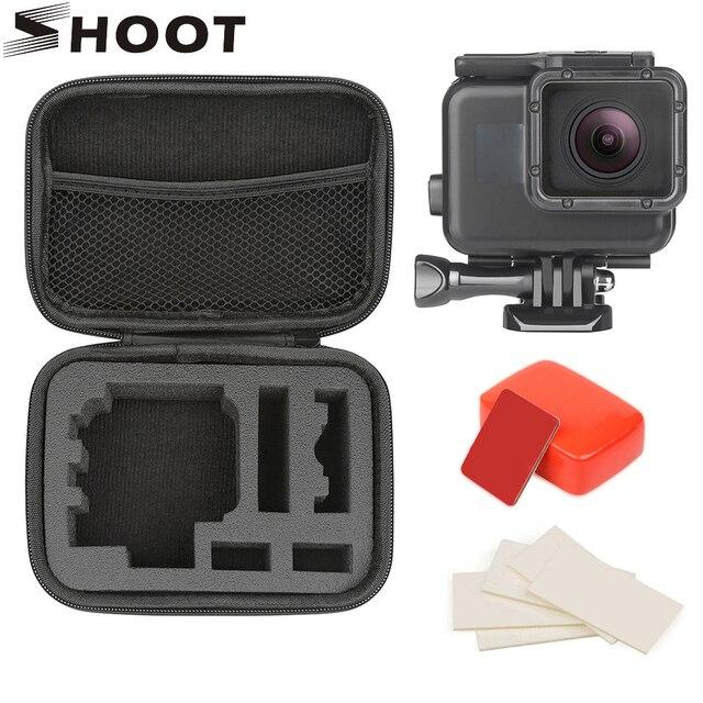 TIRER 40 M Sous Marine Boîtier Étanche pour GoPro Hero 5 Noir Aller Pro Hero 6 Caméra Plongée Mont Logement pour GoPro Hero 6 accessoire