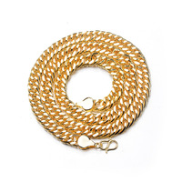 Real Gold Men's Necklace Collier Amethyste Bizuteria Men Colgante De Ley 925 Mujer Gemstone Joias Ouro 18k Verdadeiro Necklaces