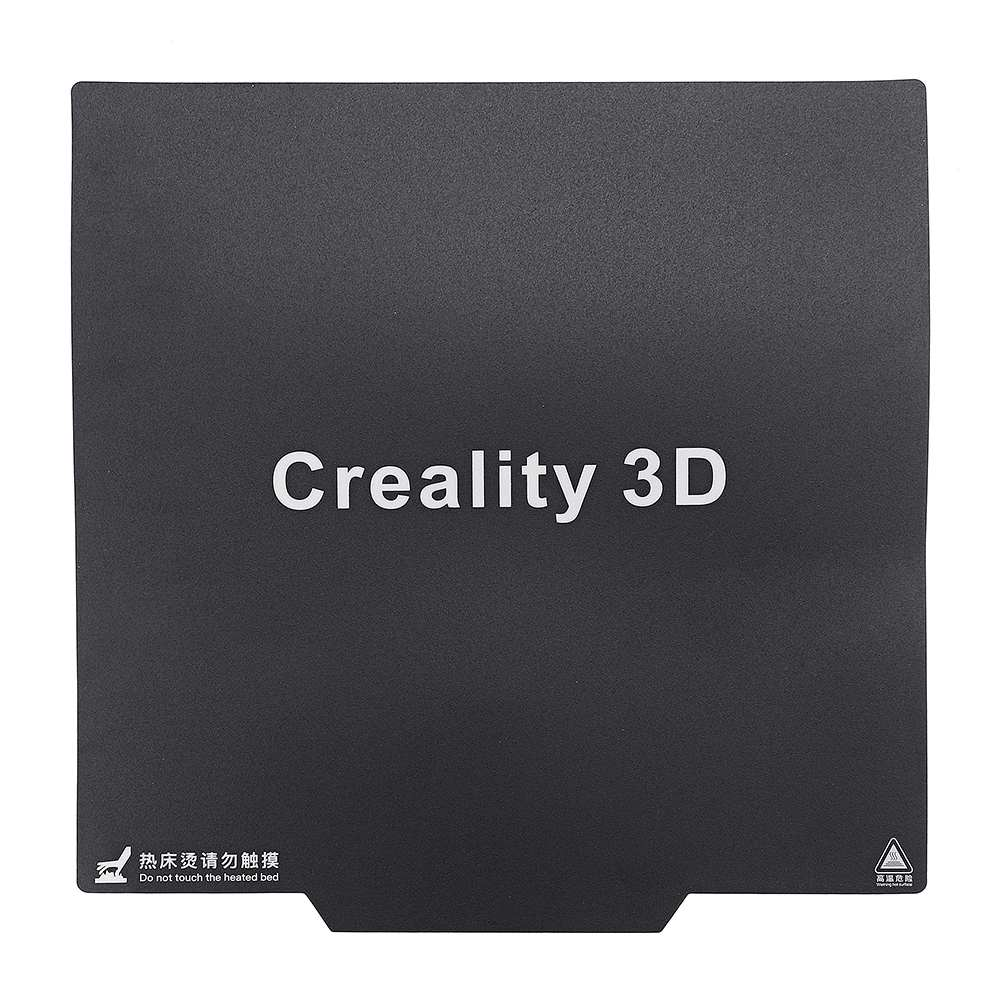 Creality 3D 235*235mm Soft Magnetic Heated Bed Sticker For Ender-3 3D Printer Hot Bed Sticker