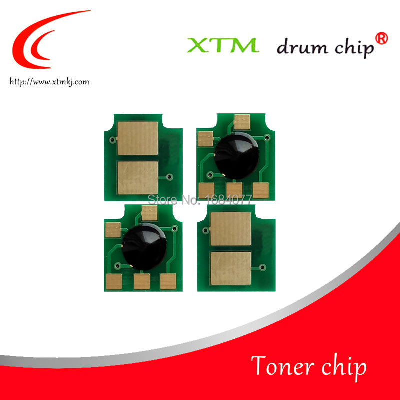 Compatible chips CF358 CF359A, CF364A and CF365A CF311A, CF312A, CF313 CF310 for Canon M880 M855 drum cartridge chip 30K-in Cartridge Chip from Computer & Office    1