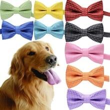 10PCS Handsome Fashion Cute Dog Puppy Cat Kitten Pet Toy Kid Bow Tie Necktie Clothes Mascotas Perro Supplies