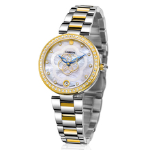 LOBINNI Luxury Brand SwitzerlandWomen Watches Japan MIYOTA Automatic Mechanical Clock Sapphire Diamond Ladies Watch L2008-5 nakzen ladies watch stainless steel sapphire crystal watches automatic mechanical diamond crystal black female watches clock