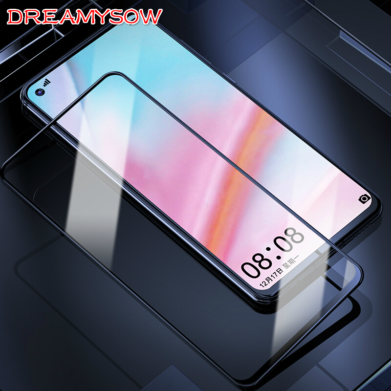 Tempered Glass For Huawei Nova 4 Screen Protector for Huawei Nova 3i 3E 3 2.5D 9H Full Cover Film for Huawei Nova 2 Plus 2i 2S