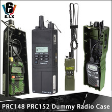 Z-TAC tactique militaire Softair armée Radio PRC-148 rpc 152 caisse de Radio factice avec paquet d'antenne talkie-walkie rpc 148 PRC-152(China)