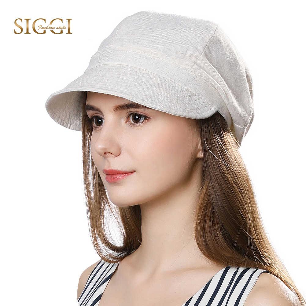 Fancet летние Для женщин s кепка газетчика 100% хлопок эластичный шнур UPF50 + УФ мягкий солнечный Шапки для Для Женщин Защита от солнечных лучей на пляже Femme 69028