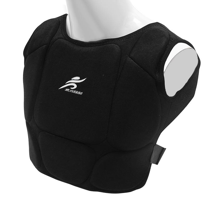 Sports Karate Taekwondo Judo Chest Protector Vest Adult Child Training