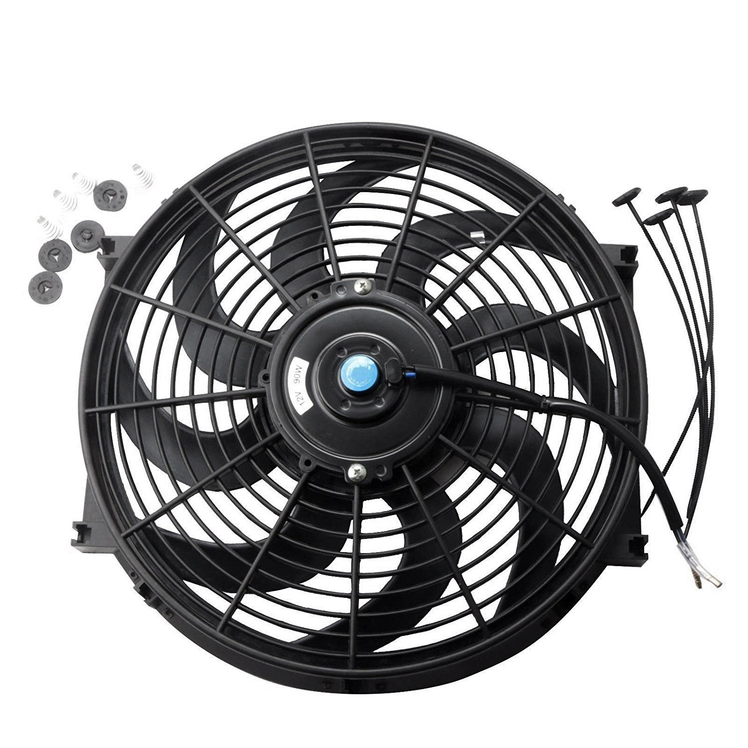 Back To Search Resultsautomobiles & Motorcycles Reasonable Hypertune 14 Inch Universal Slim Fan Push Pull Electric Radiator Cooling 12v 90w Mount Kit Ht-fan14 Cooling System