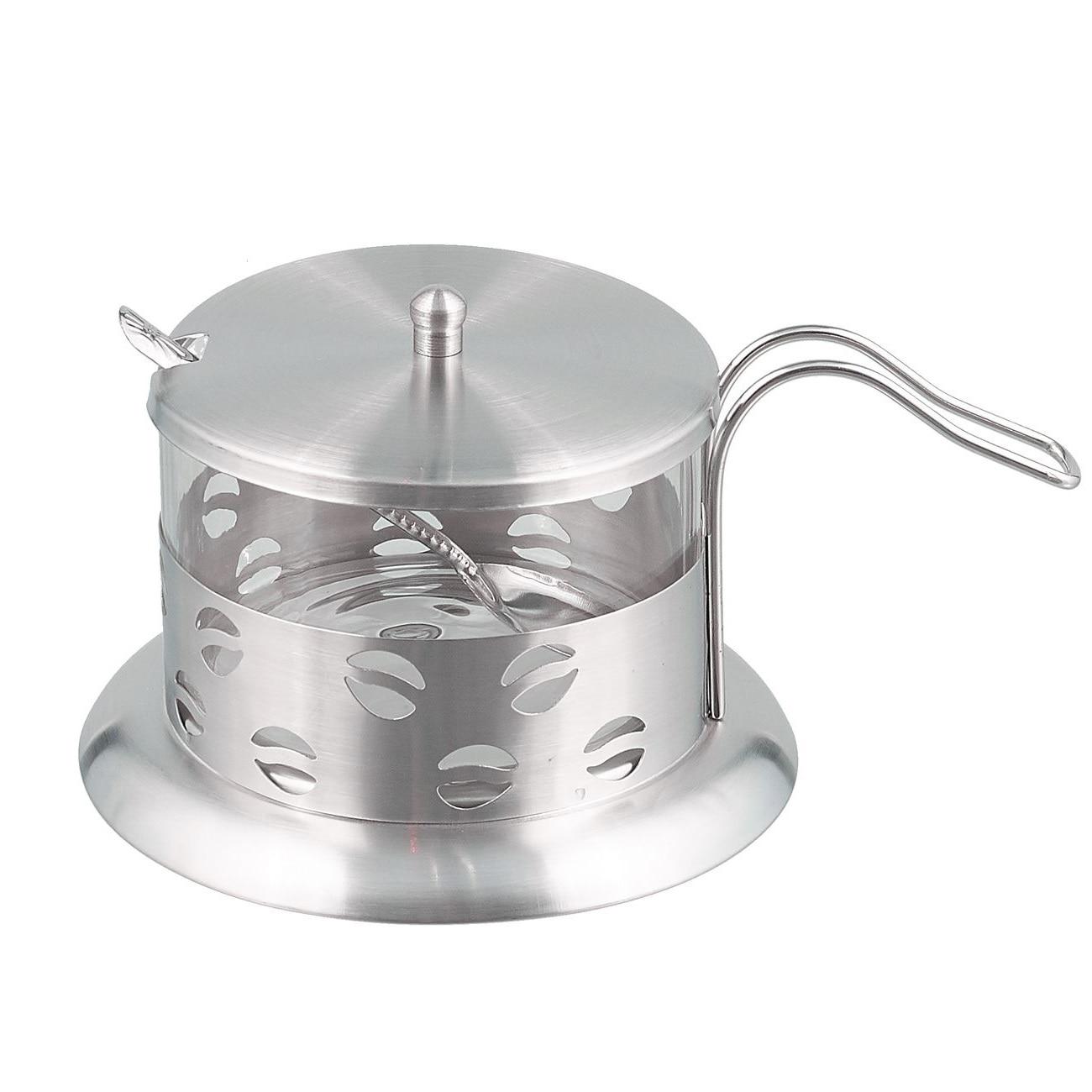 Sugar Bowl TECO, 200 ml, with spoon