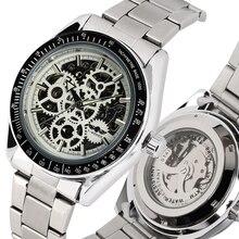 Horloges Klok Automatische-self-winding Mannen
