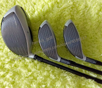 12PCS M4 Golf Full Set M4 Golf Clubs M4 Driver + Fairway Woods + Irons+putter Graphite/Steel Shaft With Head Cover no bag