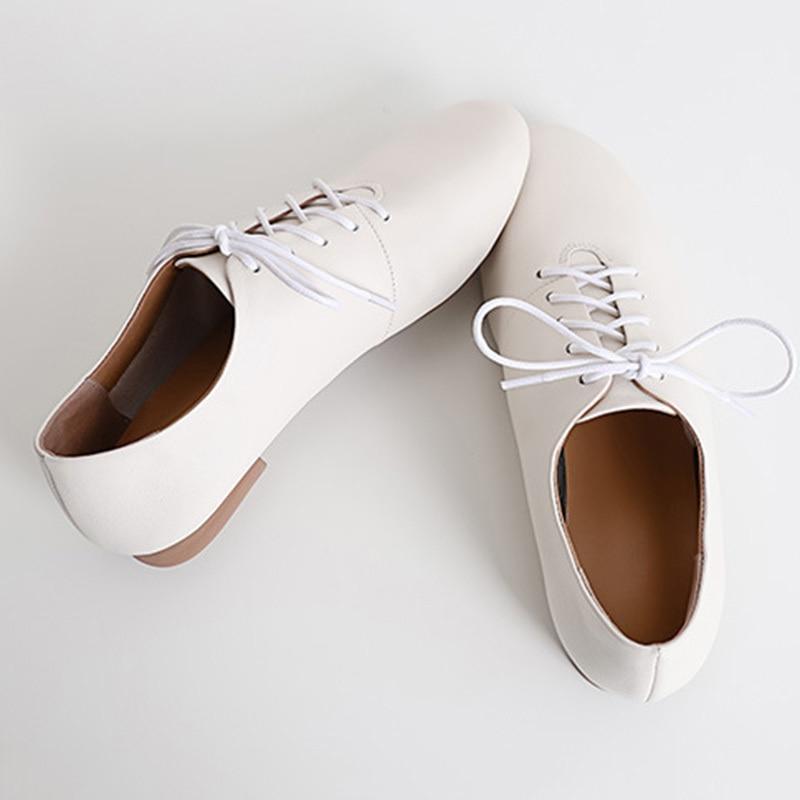 white Casual 2019 sordo Pie Redondo Individuales 10sj235 De Sólido Verano Black Simple Del Planos Nuevo Primavera Marea La Encaje Dedo Zapatos Mujer Moda 4xqwBx