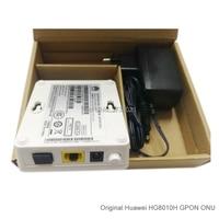 20 шт huawei GPON ONT HG8010H 1GE порт SC APC huawei Echolife HG8010H GPON терминал ONT Оптический FTTH маршрутизатор