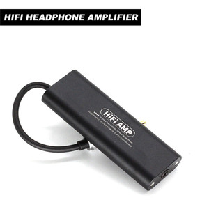 Image 3 - Artextreme SD05 Mini 3.5mm Headphone Earphone Amplifier HiFi Stereo Audio AMP for Cellphones Auto on/ off Amplifier