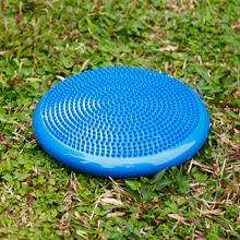 33x33 см Прочный надувной Массажный мяч для йоги Универсальный спортивный гимнастический фитнес-йога стабильный баланс диск подушка коврик