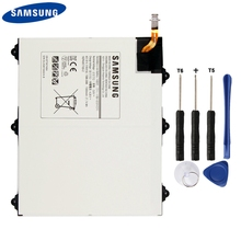 Original Replacement Tablet Battery EB-BT567ABA For Samsung Galaxy Tab SM-T560NU T567V 9.6 Authenic Rechargeable 7300mAh
