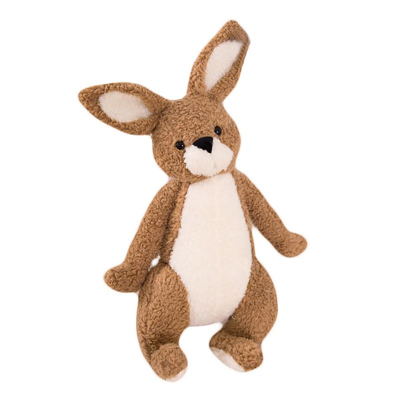 Lovely Baby Rabbit Doll With Floppy Ears Cuddly Large -6968