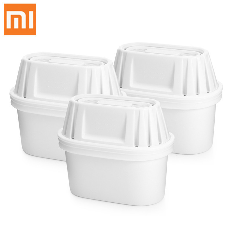 Xiaomi 3pcs Viomi Potent 7 layer Filters For Kettles Double Bacteria Prevention 360 Degree Inlet Flow Path For Viomi Kettle-in Water Filters from Home Appliances