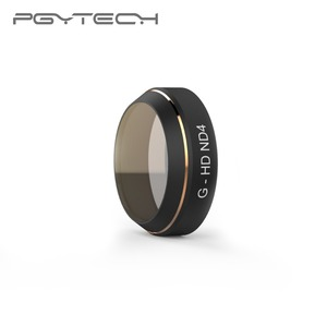 Image 5 - PGYTECH for DJI Mavic Pro ND4/8/16/32/64 Camera Lens Filter HD Multi Layer Coating Reducing Cama Lens ND Filter Accessories