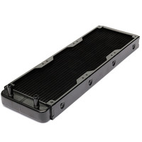 Aluminum Computer Radiator 360mm for Liquid Water Cooler Heat Sink System Use For PC Laptop CPU LED