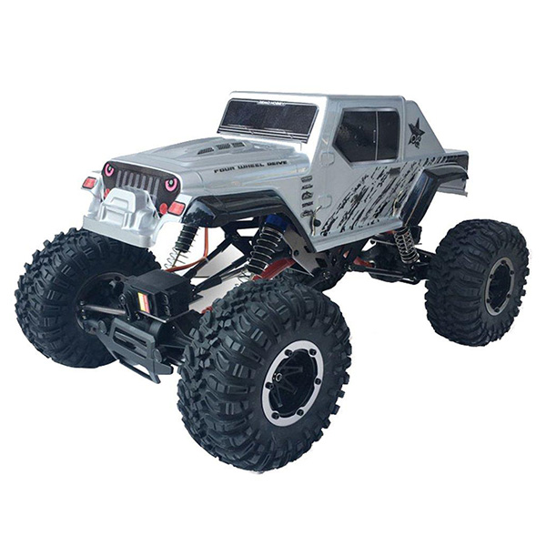 New Arrival RC Car Remo Hobby 1073-SJ 1/10 2.4G 4WD Brushed Rc Car Off-Road Cars Rock Crawler Trail Rigs Truck RTR Toy Kids