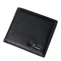 Genuine Cow Leather Smart Wallet Anti Lost Bluetooth Holder GPS Map Locator Credit Card Dollar Price Purses Money Wallet