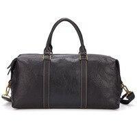Новый шаблон пояса из натуральной кожи для мужчин бизнес вещевой мешок мягкой коровьей большая сумка для путешествий чемодан PR568140