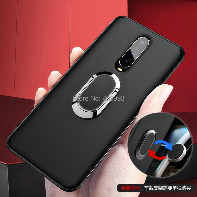 Original ZTE Axon 7 Soft Case ZTE Axon 7Mini Finger Ring Magnet Matte Protector Coque On For Original ZTE Axon 7 A2017-in Fitted Cases from Cellphones & Telecommunications