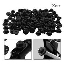 100 шт., резиновые прокладки для тату машинки
