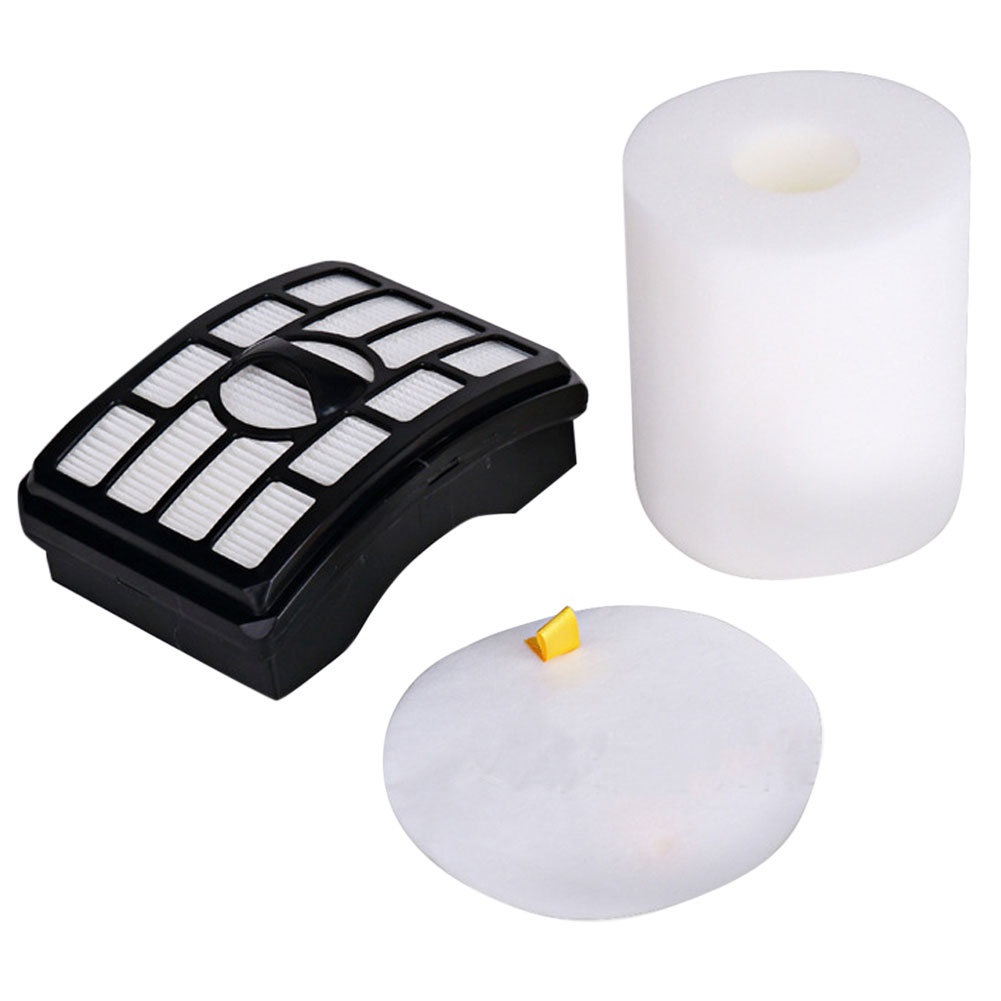 EAS-Filter Kit for Shark NV500 NV501 NV752 Vacuum Vacuum Cleaner Parts White Tool Accessories