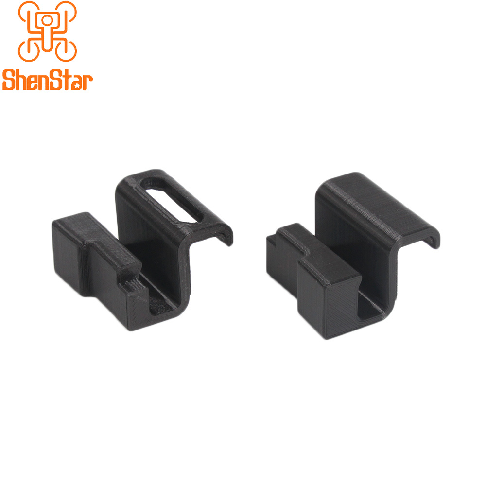 2Pcs 3D Printed Plastic Mobile Phone Holder Clip Remote Handle Extension Bracket Mount for DJI Mavic 1 2 Air Spark Drone Parts