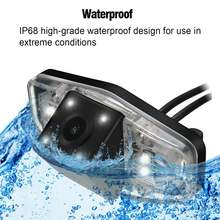 Камера заднего вида для Honda-Accord-Pilot-Civic EK FD, Одиссея, Acura TSX, черная CCD камера заднего вида на 170 градусов