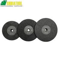 DIATOOL 1pc Vacuum Brazed Diamond flat Grinding Wheel M14 or 5/8 11 thread #30