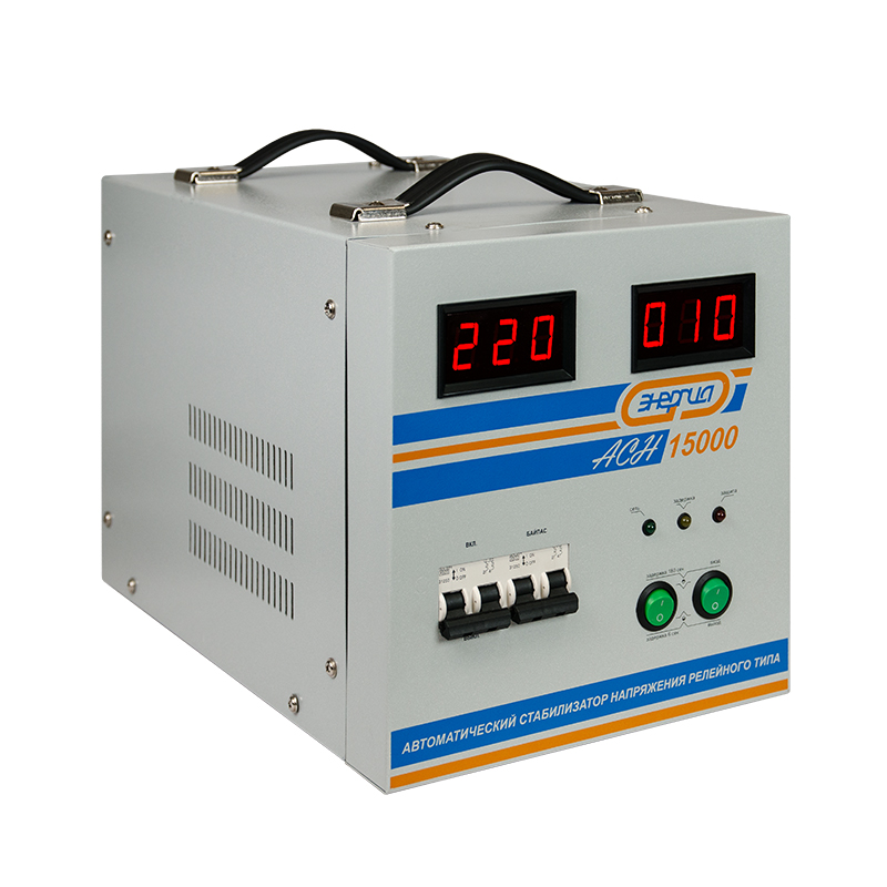 Voltage stabilizer Energy ASN-15000 voltage stabilizer energy asn 1000